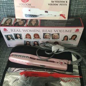 Voloom Petite (Hair Volumizing Iron)